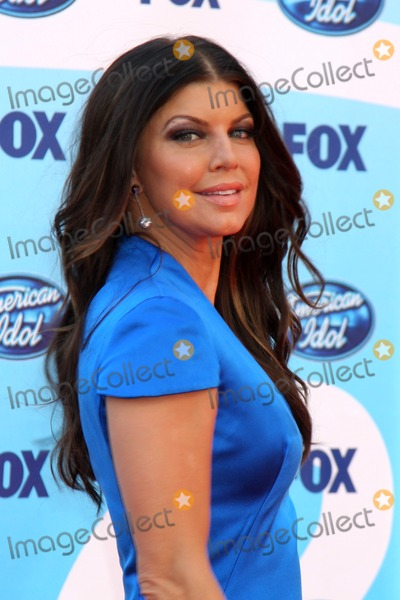 fergie on idol photos. Fergie Amerian Idol Season 8