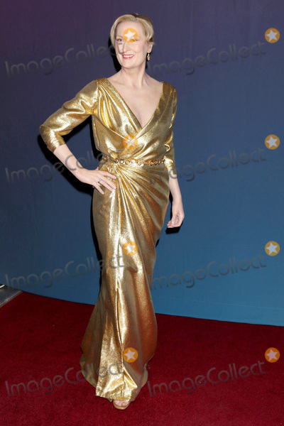 Photos From Unveiling of Madame Tussauds Revamped Meryl Streep Wax Figure
