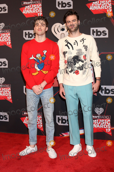 The Chainsmokers Photo - 2017 iHeart Music Awards