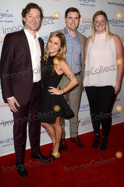 Photo - LOS ANGELES - DEC 7  Tanner Pearson Tyler Toffoli guests at the  at the  at Hollywood Palladium on December 7 2016 in Los Angeles CA