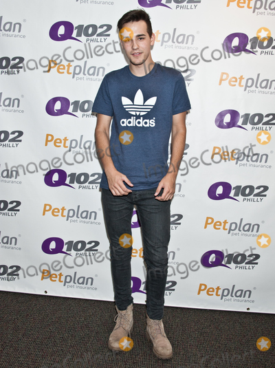 Photos From Jacob Whitesides Visits Q102