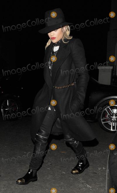 Photos From Rita Ora sighting in London