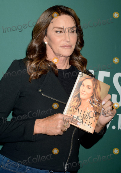Photos From Caitlyn Jenner at a signing of her new book 'The Secrets Of My Life'