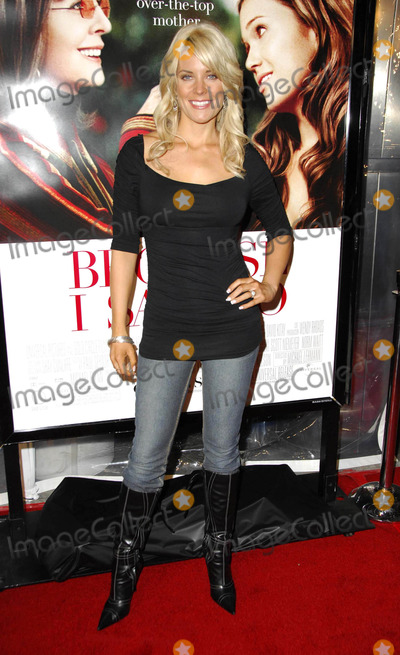 McKenzie Westmore Photo - Premiere of because i said so (Los Angeles CA)