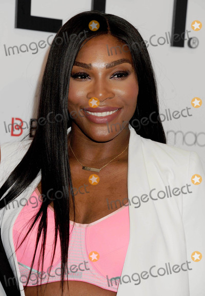 Photos From Serena Williams at Berlei Sports Bras Launch
