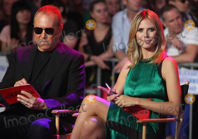 Heidi Klum,Michael Kors Photo - Project Runway 10th Anniversary