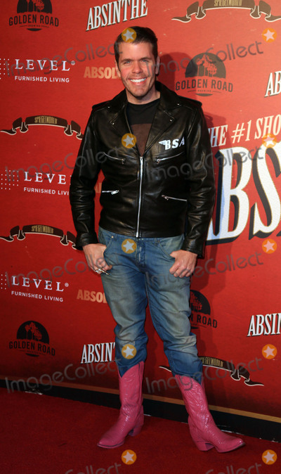 Photo - Photo by gotpapstarmaxinccomSTAR MAXCopyright 2017ALL RIGHTS RESERVEDTelephoneFax (212) 995-119632317Perez Hilton at the opening night performance of Absinthe(Los Angeles CA)