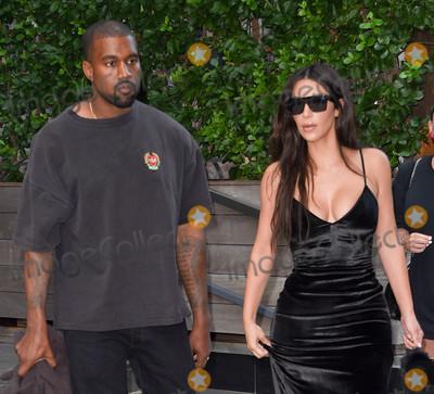 Kanye West,Kim Kardashian Photos - Photo by KGC-195starmaxinccomSTAR MAX2016ALL RIGHTS RESERVEDTelephoneFax (212) 995-119691416Kim Kardashian and Kanye West are seen in New York City