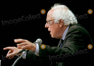 Photos From Bernie Sanders speaks at a rally at Town Hall in New York City