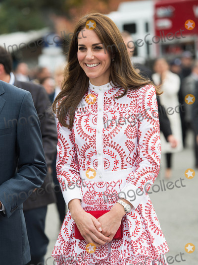 Photos From Duchess Catherine - Royal State Visit to Canada