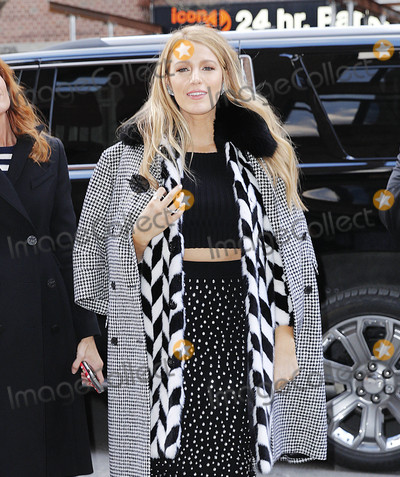 Photos From Blake Lively is seen in New York City