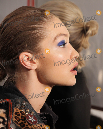 Photos From Gigi Hadid at Fashion Week in New York City