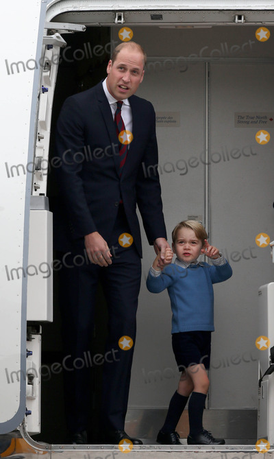 Photos From Royals State Visit to Canada