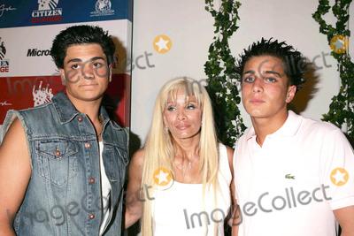 John Gotti Photo - Photo by REWestcomstarmaxinccom200482704Frank Gotti Victoria Gotti and John Gotti Vangelo at MTVs Choose or LooseVote or Die Pre-VMA Party(Miami Florida)
