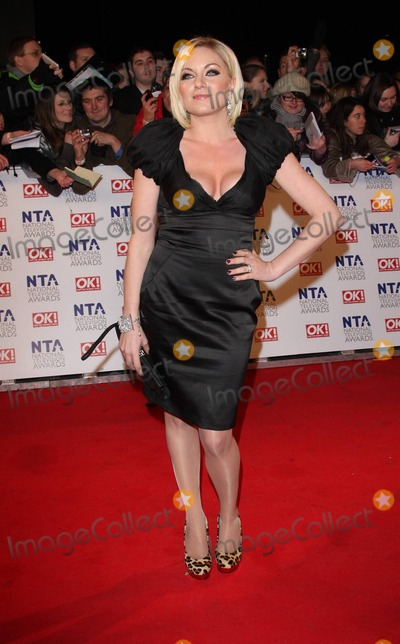 Rita Simons Photo - National TV Awards