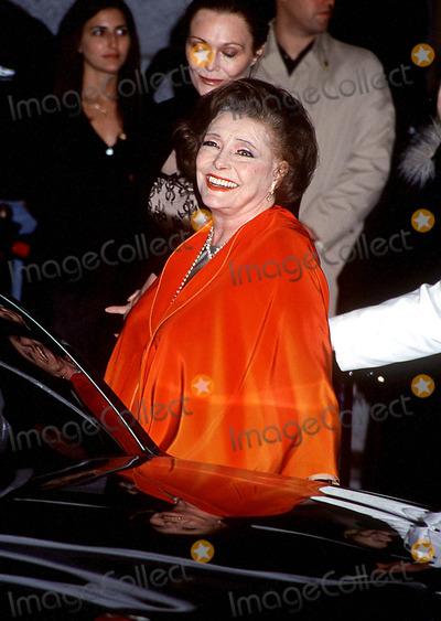 Patricia Neal Photo - Sd03162002 Liza Minnelli  David Gest Wedding Reception at the Regent Wall Street New York City Photo Henry Mcgee Globe Photos Inc 2002 Patricia Neal