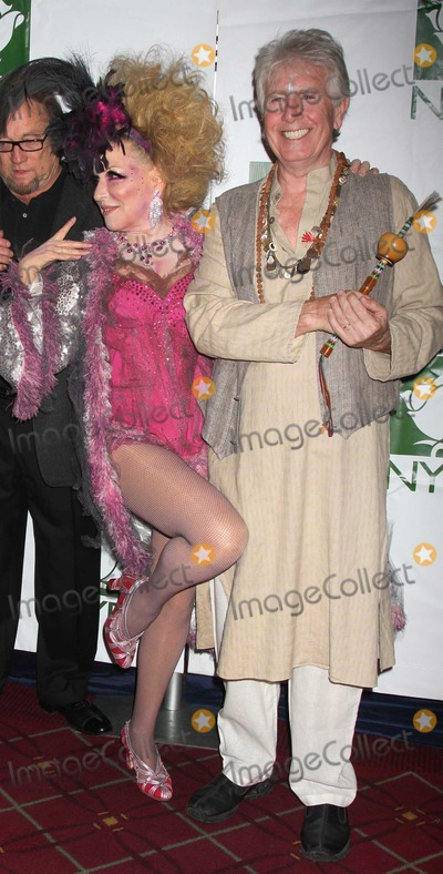 Bette Midler Photo - NYC  103009Bette Midler (dressed as a Showghoul) with Graham Nash at Bette Midlers annual HULAWEEN Gala supporting New York Restoration Project at the Waldorf AstoriaDigital Photo by Adam Nemser-PHOTOlinknet