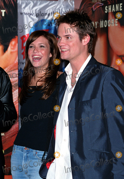 Mandy Moore,Shane West Photo - MANDY MOORE AND SHANE WEST PROMOTING A WALK TO REMEMBER