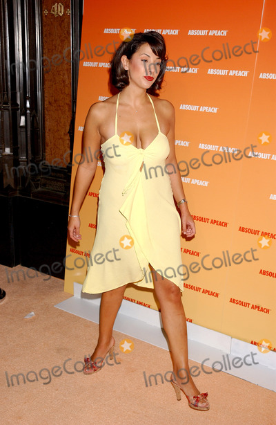 Pictures from jennifer crisafulli at the absolut peach for Koi bryant park hotel