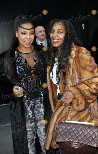 Tina Douglas Photo - Singer Ashanti and her mother Tina Douglas made an appearance at Good Morning America on February 13 2012 in New York City