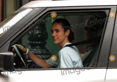 photo of Jennifer Connelly  - car