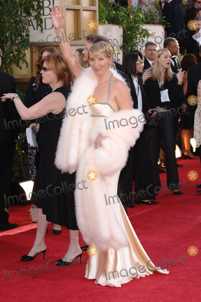 Emma Thompson Photo - Golden Globe Awards