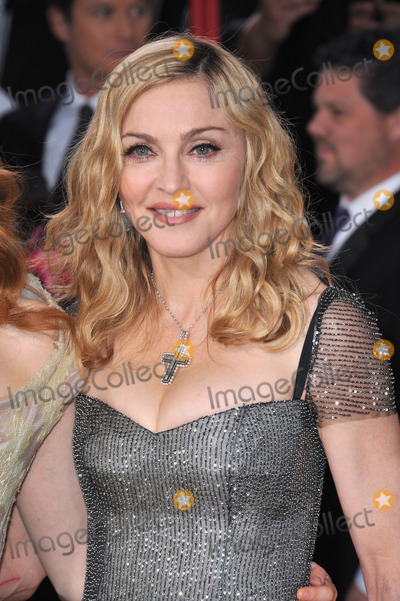 Madonna Photos - Madonna at the 69th Golden Globe Awards at the Beverly Hilton HotelJanuary 15 2012  Beverly Hills CAPicture Paul Smith  Featureflash