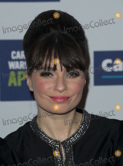 Gizzi Erskine,Gizzie Erskine Photo - Carphone Warehouse Appy Awards