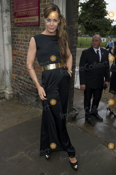 Tara Palmer Tompkinson,Tara Palmer-Tompkinson,David Frost Photo - David Frost Party