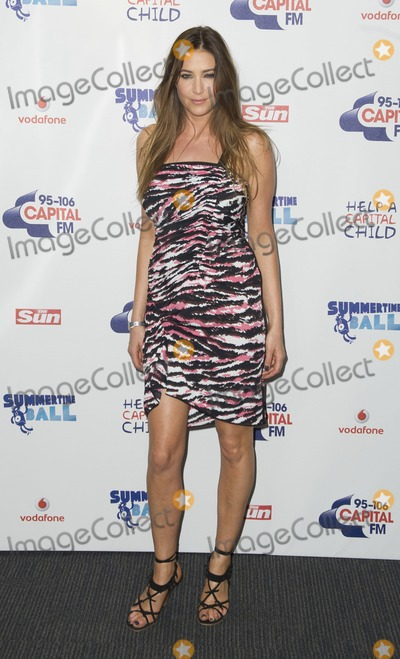 Lisa Snowdon Photo - Capital Radio Summertime Ball
