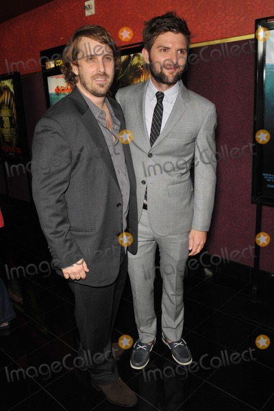 Alex Aja Photo - Director Alex Aja (left)  Adam Scott at the Los Angeles premiere of their new movie Piranha 3D at Manns Chinese 6 Theatre HollywoodAugust 18 2010  Los Angeles CAPicture Paul Smith  Featureflash
