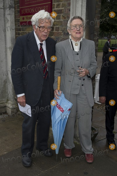 Geoffrey Howe,David Frost Photo - David Frost Party