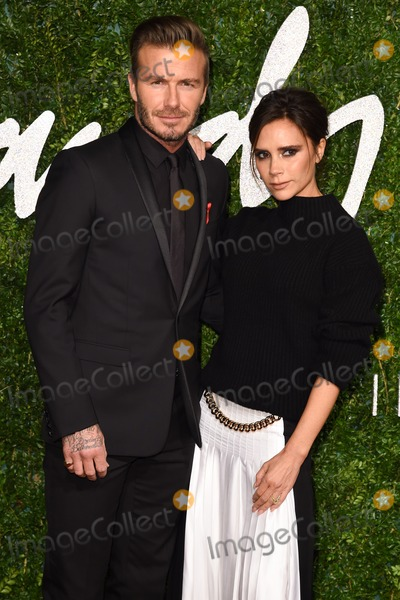 Photos From British Fashion Awards 2014