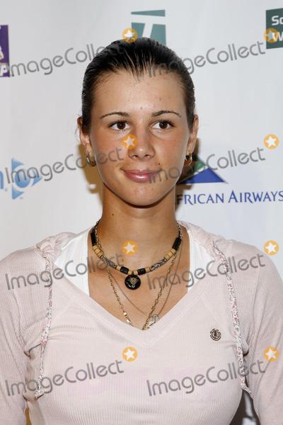 Aryna Vemikova Photo - Aryna Vemikova arrives to Glam Slam 2006 at Crobar on August 25 2006 in New York City