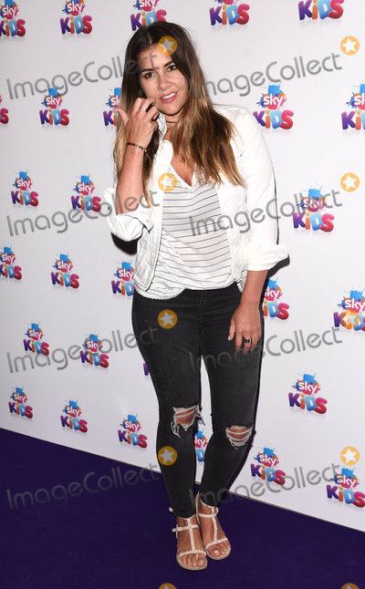 Imogen Thomas Photos - London UK Imogen Thomas  at The Sky Kids Cafe Launch Party held at The Vinyl Factory Marshall Street London on Sunday 29 May 2016 Ref LMK392-60616-300516Vivienne VincentLandmark Media WWWLMKMEDIACOM