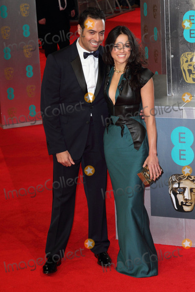 Mohammed Al Turki Photo - London UK Michelle Rodriguez and Mohammed Al Turki     at the EE British Academy Film Awards 2014 (BAFTAS)  Red Carpet Arrivals at the Royal Opera House Covent Garden London 16th February 16th 2014 RefLMK73-47676-170214Keith MayhewLandmark MediaWWWLMKMEDIACOM
