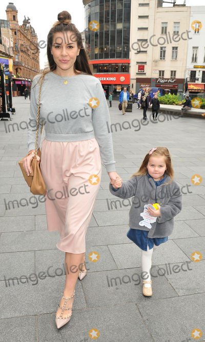 112,Imogen Thomas Photo - Smurfs The Lost Village Gala film screening