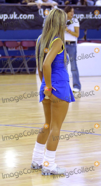 ... Marsh at the celebrity netball sevens match held at Crystal Pal