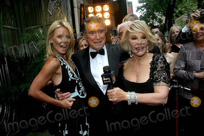 Regis Philbin,Joan Rivers,Kelly Ripa Photo - Archival Pictures - Globe Photos - 41036
