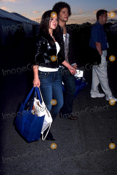 Kelly Clarkson,Justin Guarini Photo - Archival Pictures - Globe Photos - 71962