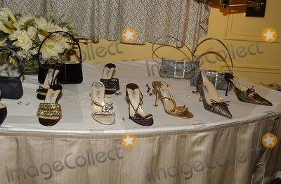 Jimmy Choo Photo - Jimmy Choos Oscar 2002 Collection Photo by Amy GravesGlobe Photos Inc 2002 Jimmy Choo Shoes
