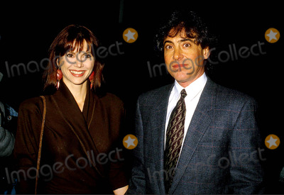 Harry Glassman,Victoria Principal Photo - Archival Pictures - Globe Photos - 47523