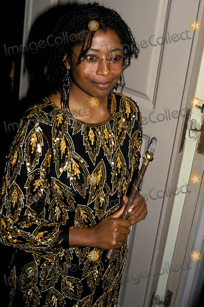 Alice Walker Photo - Photo John Barrett-Globe Photos Inc 1985 Alice Walker