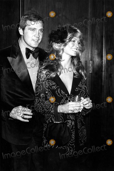 Farrah Fawcett,Lee Majors Photo - Archival Pictures - Globe Photos - 58363