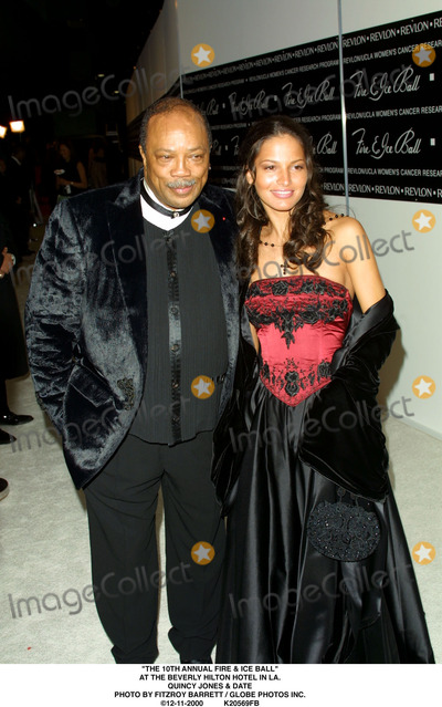 Quincy Jones Photo - Archival Pictures - Globe Photos - 87271