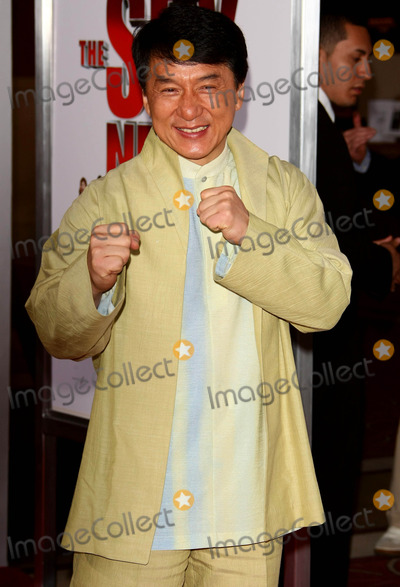 Jackie Chan Photo - The Spy Next Door Los Angeles Premiere