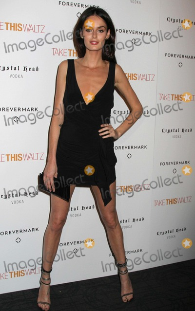 Nicole Trunfio Photo - Take This Waltz Screening - NYC