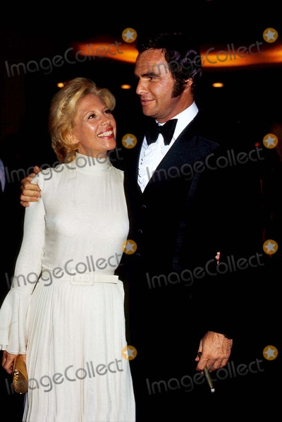 Burt Reynolds,Dinah Shore Photo - Archival Pictures - Globe Photos - 48517
