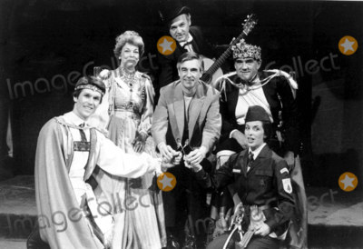 Mr Rogers Photo - Fred Rogers (Center) Introduces His 11th Childrens Photo Globe Photosim Fredrogersretro (Mr Rogers)