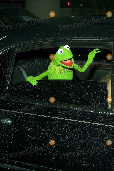 Kermit the Frog Photo - 17th Annual Genesis Awards Beverly Hills Hotel Beverly Hills CA 03152003 Photo by Tom RodriguezGlobe Photos Inc 2003 Kermit the Frog